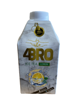 4Bro Ice Tea Lemon 0,5l--8er Einheit