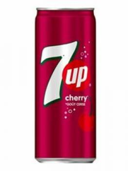 7 Up Cherry 330ml--24er Einheit