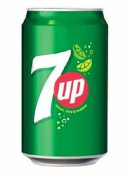 7 Up Lemon&Lime 330ml---24er Einheit